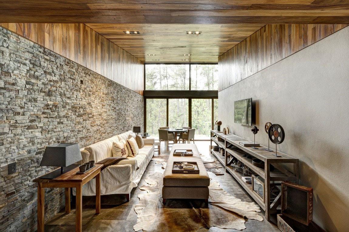 Όμορφη Casa ΜΜ με ένα σύγχρονο σχέδιο που δημιουργείται από τον Ηλία Ρίζο Arquitectos (11)