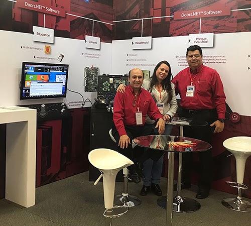 Keri Systems presente en la Feria Internacional de Seguridad en Bogotá, Colombia