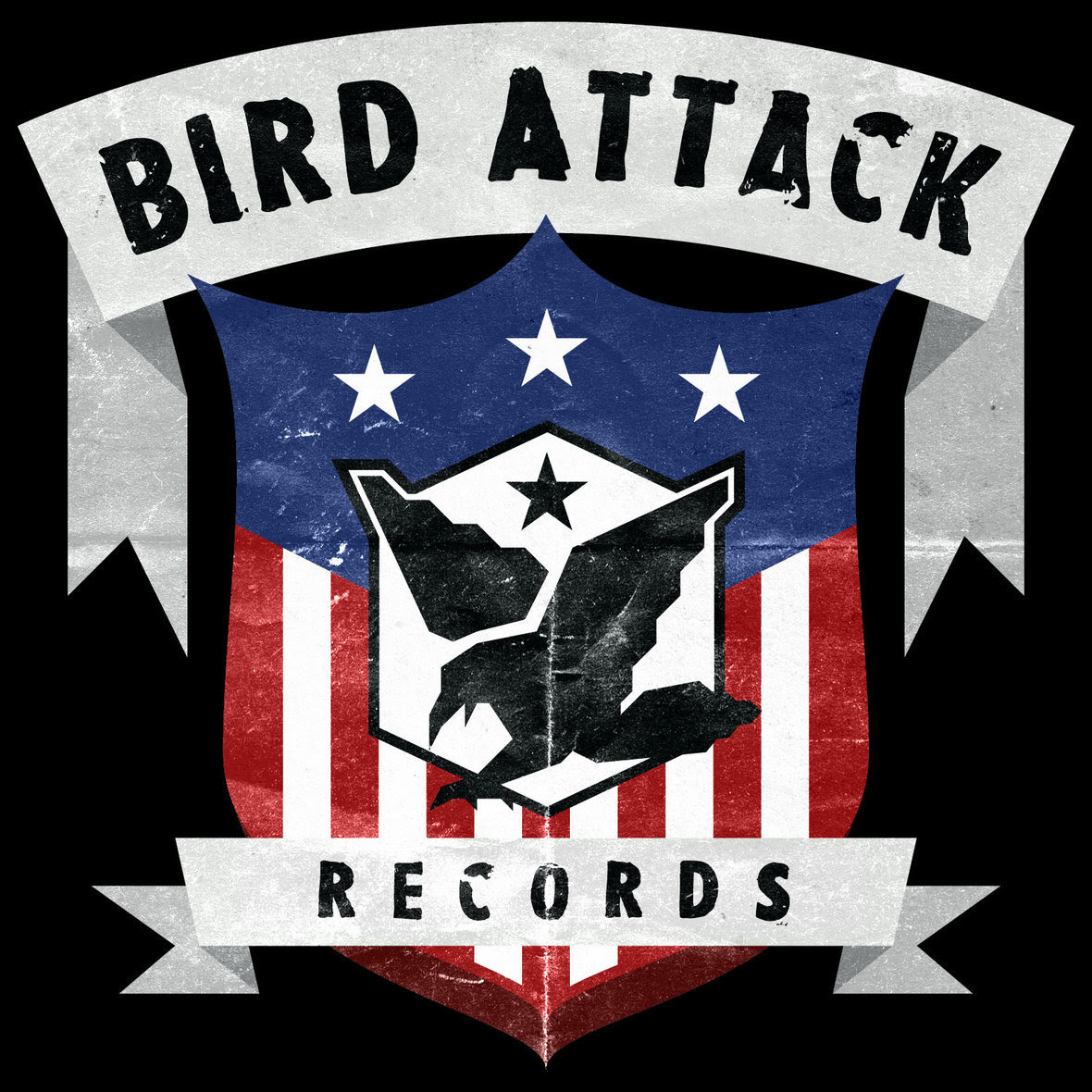 bird attack records logo