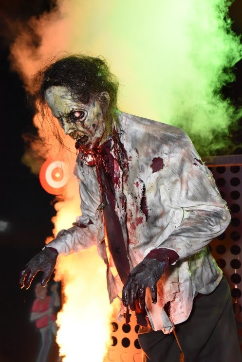 Zombie Boardwalk This Halloween At Boardwalk Bowl