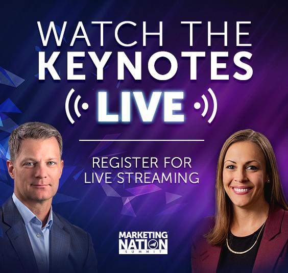 Watch the Summit Keynote Live Stream