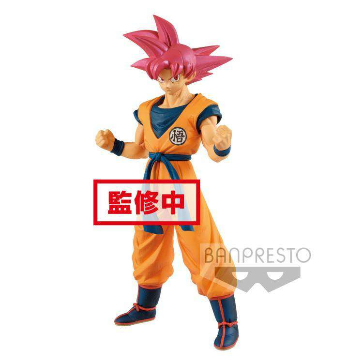 Image of Dragon Ball Super the Movie Chokoku Buyuden Super Saiyan God Goku