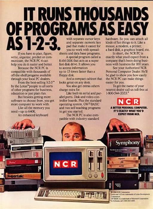NCR Ad