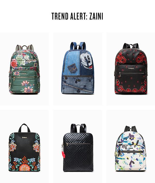 Trend alert: zaini
