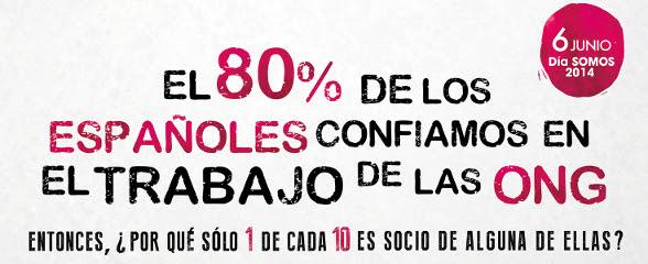 Invitación Fiesta de Amigos SOS Las Palmas