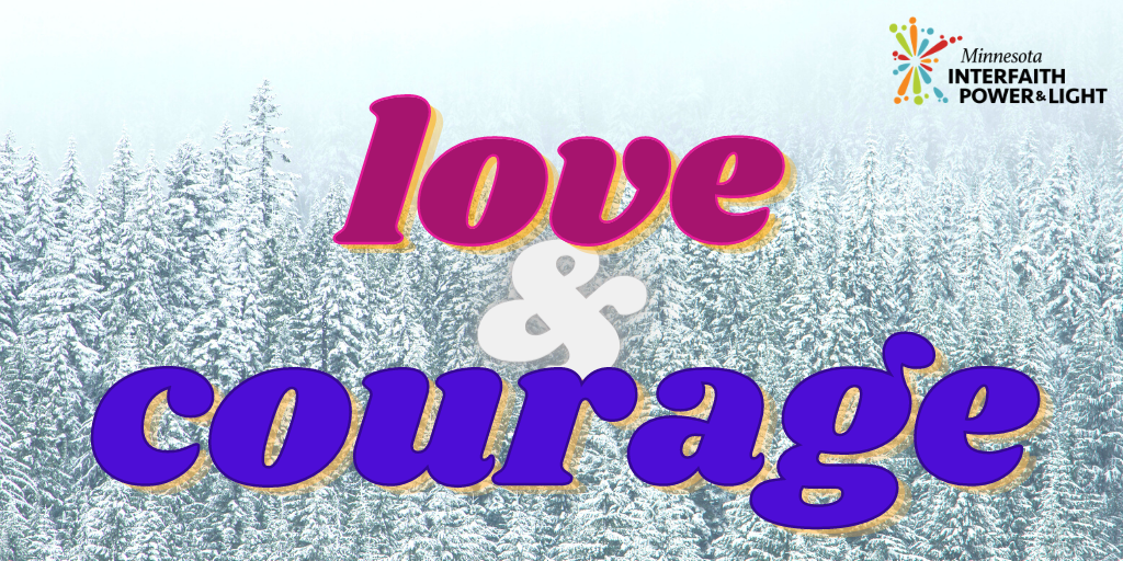 love & courage event