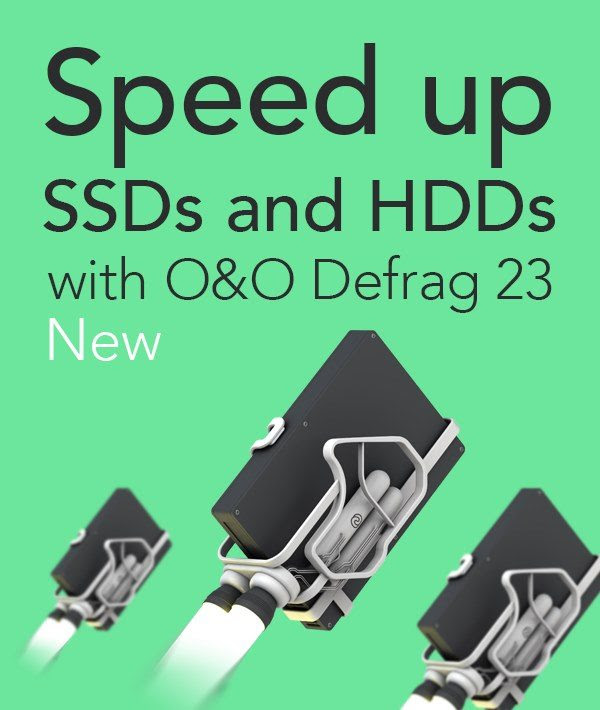 O&O Defrag 22 Pro Giveaway