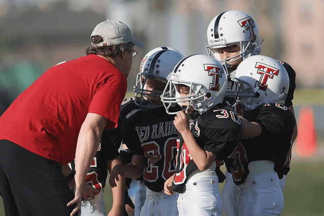 Coaching football financial freedom