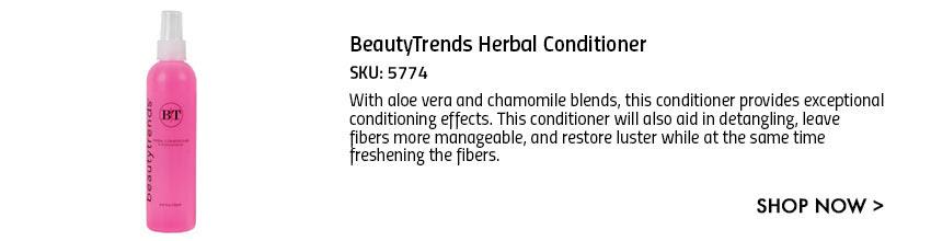 BeautyTrends Herbal Conditioner