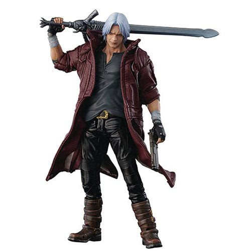 Image of Devil May Cry 5 Dante Standard Version 1:12 Scale Action Figure - Previews Exclusive