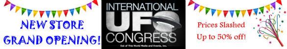 UFO Congress Store