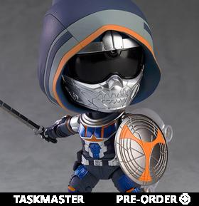 Black Widow Nendoroid No.1675-DX Taskmaster