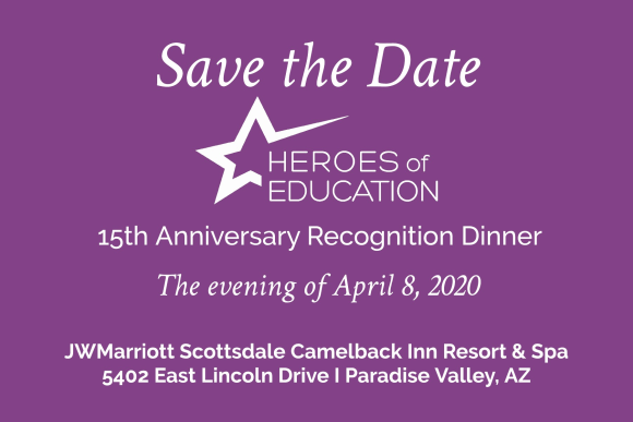 Heroes Save the date