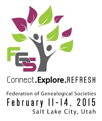 "Register for FGS 2015 ""Connect.Explore.Refresh"" Conference."