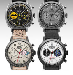 Undone DC Watches