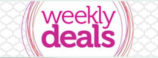 Weekly Deals from Stampin' Up! #dostamping #craftingsupplies