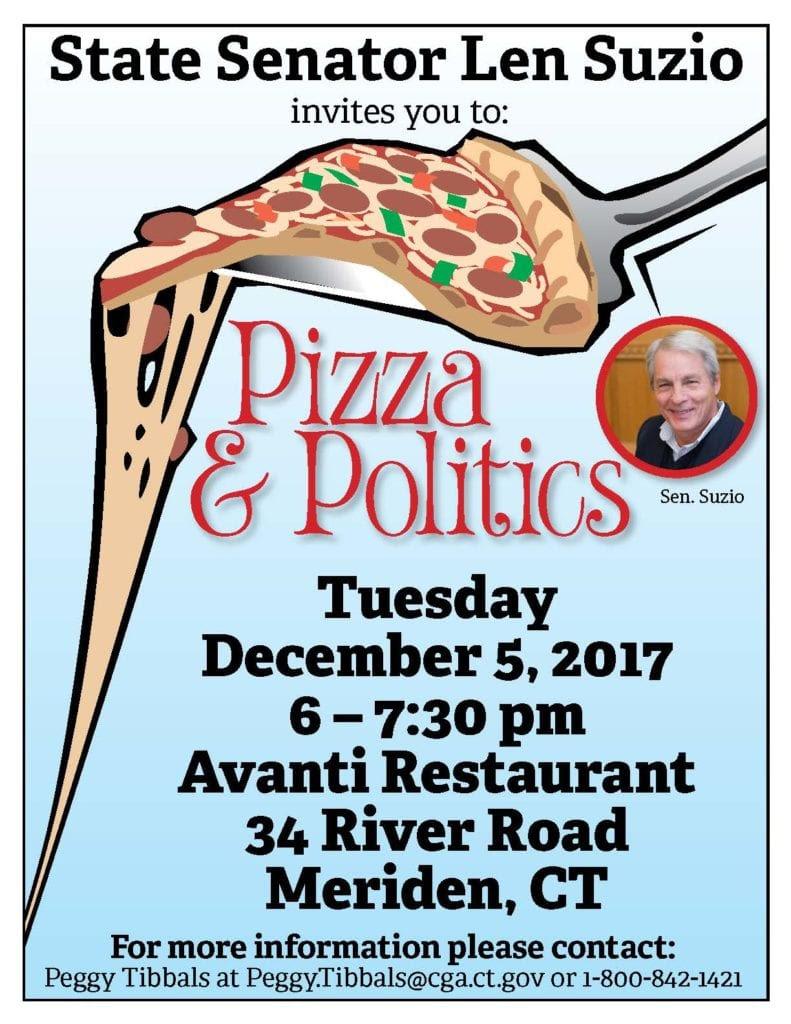 Pizza&Politics12-17Meriden