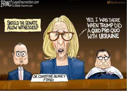 blasey ford witness branco