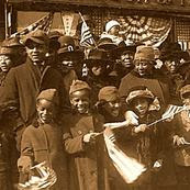 WWI affected the entire African American community  and its future