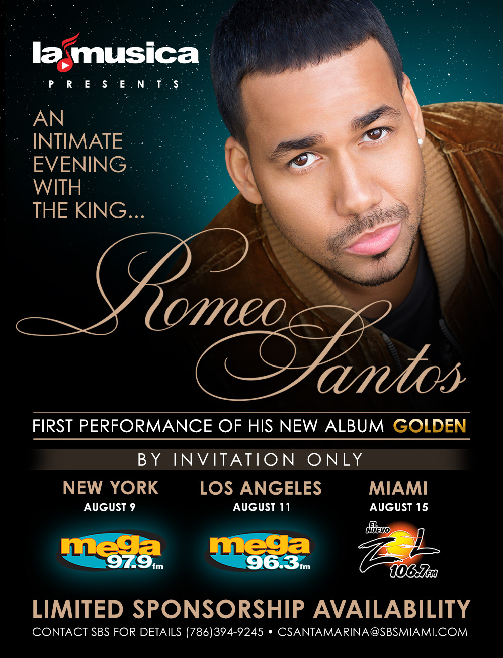 ROMEO SANTOS FINAL PRESS RELEASE