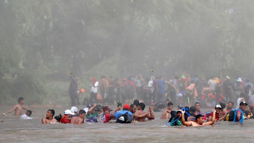 En Fox News acusan a la caravana de migrantes de portar enfermedades erradicadas hace décadas