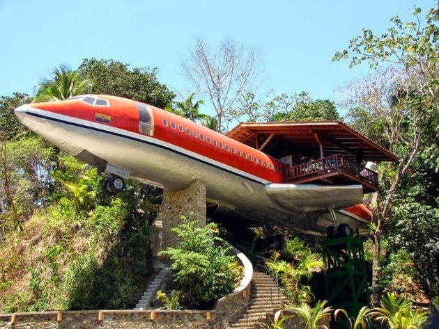 THE BOEING 727 HOTEL SUITE VIP Hospitality