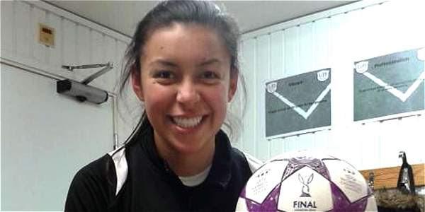 La capitana de la tricolor pidió la transmisión por televisión de la Copa América femenina, que se disputará entre el 11 y el 28 de septiembre. Su campaña toma fuerza.