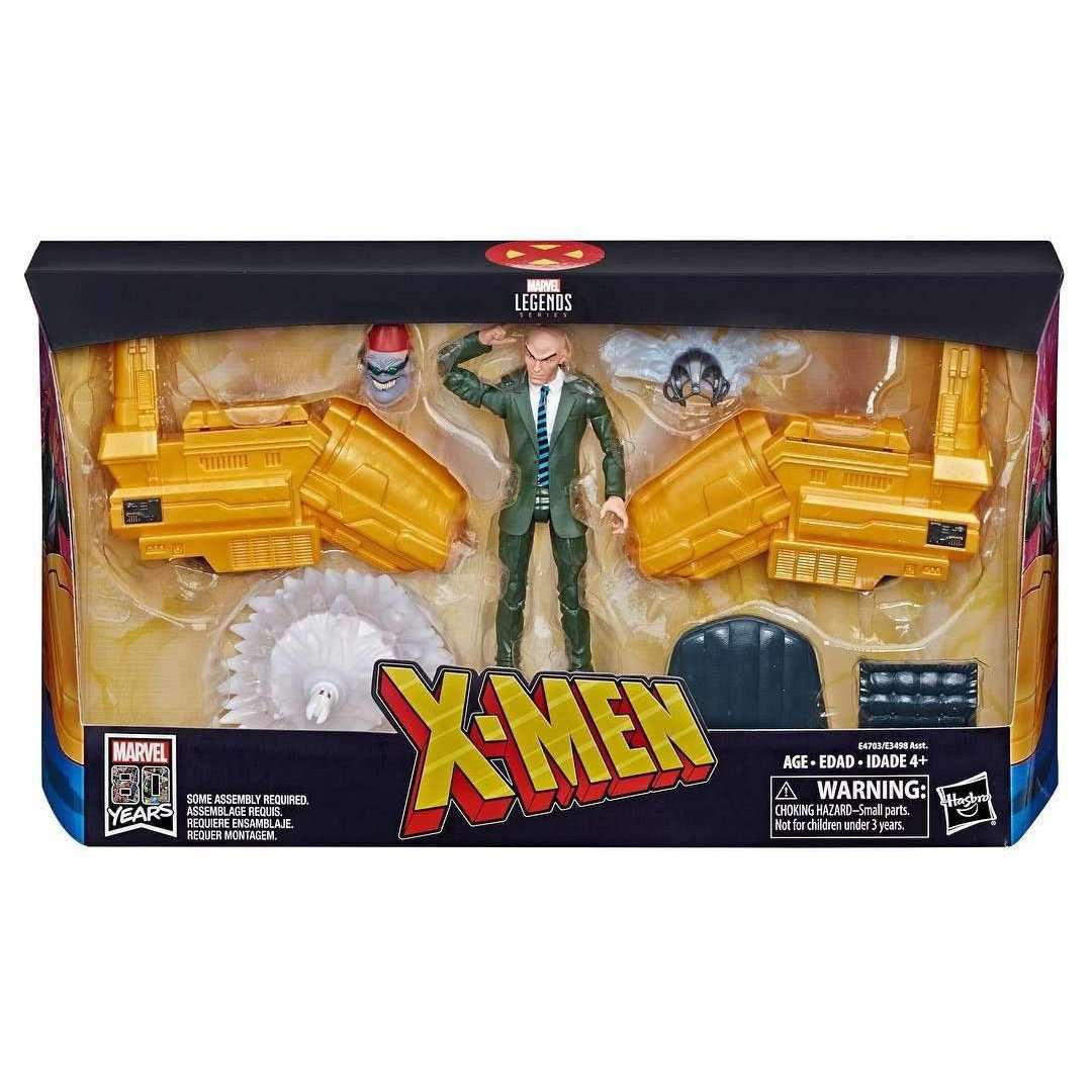 Image of Marvel Legends Ultimate Professor X with Hover Chair