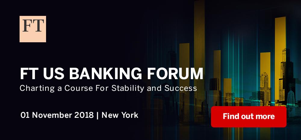 FT US Banking Forum