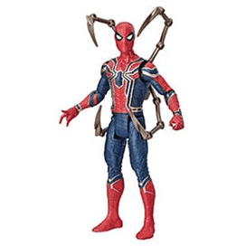 """Image of Avengers: Endgame 6"""" Action Figure Wave 2 - Iron Spider"""