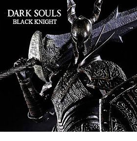 DARK SOULS BLACK KNIGHT