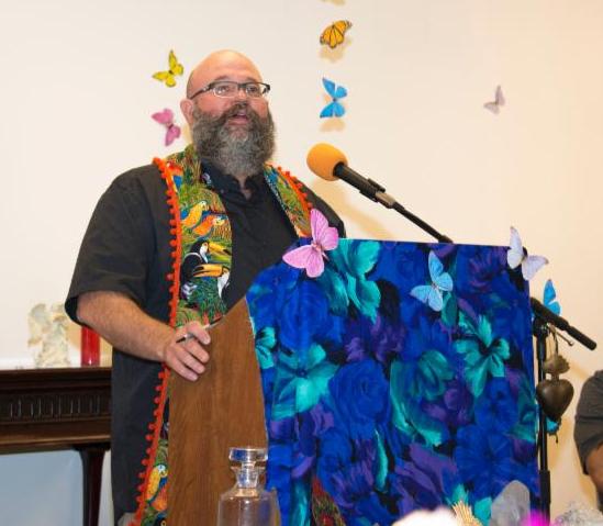 Rev. Mel Bettencourt