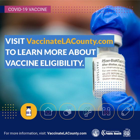 Vaccine eligibility