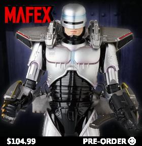 Robocop 3 MAFEX No.087 Robocop
