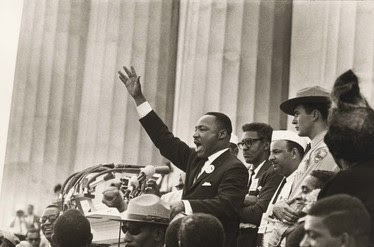 Martin Luther King Jr © Bob Adelman