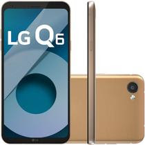 Smartphone LG Q6 LGM700TV Rose Gold 32GB 5,5