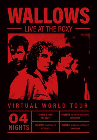 Live At The Roxy Virtual World Tour Image