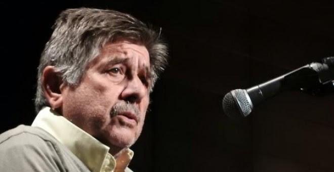 Carlos Slepoy, abogado de la querella argentina contra la dictadura franquista. LA COMUNA