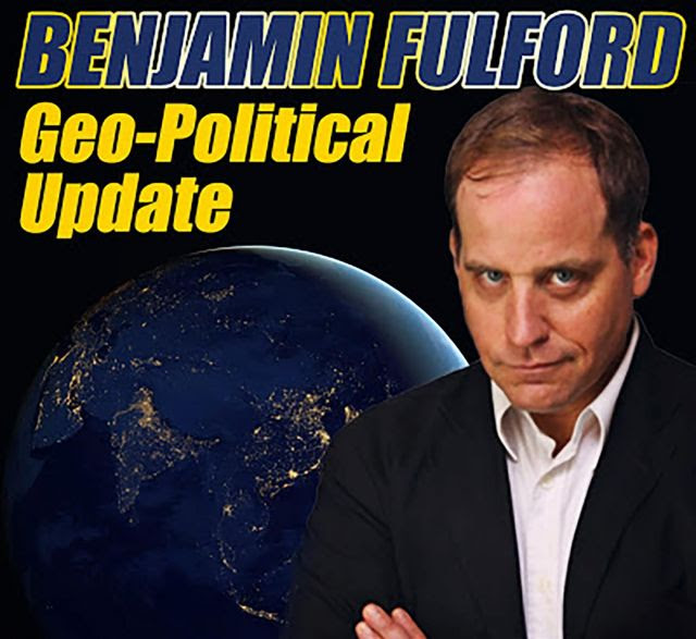 Benjamin Fulford: Pentagon Plans to Deport Zionists as Global Financial Reset Looms | Trump Rattles Global Markets (Videos)