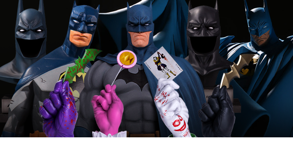 DC Exclusives