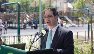"NYC Councilor Kalman Yeger faces sanction after tweeting ""Palestine does not exist"""