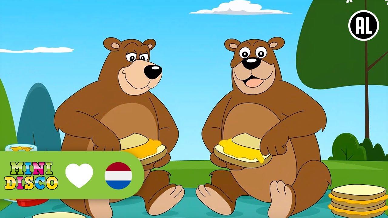 Image result for Ik zag twee beren broodjes smeren/Afbeeldingen