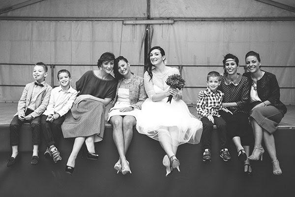 invitate dalla sposa | Matrimonio anni 50