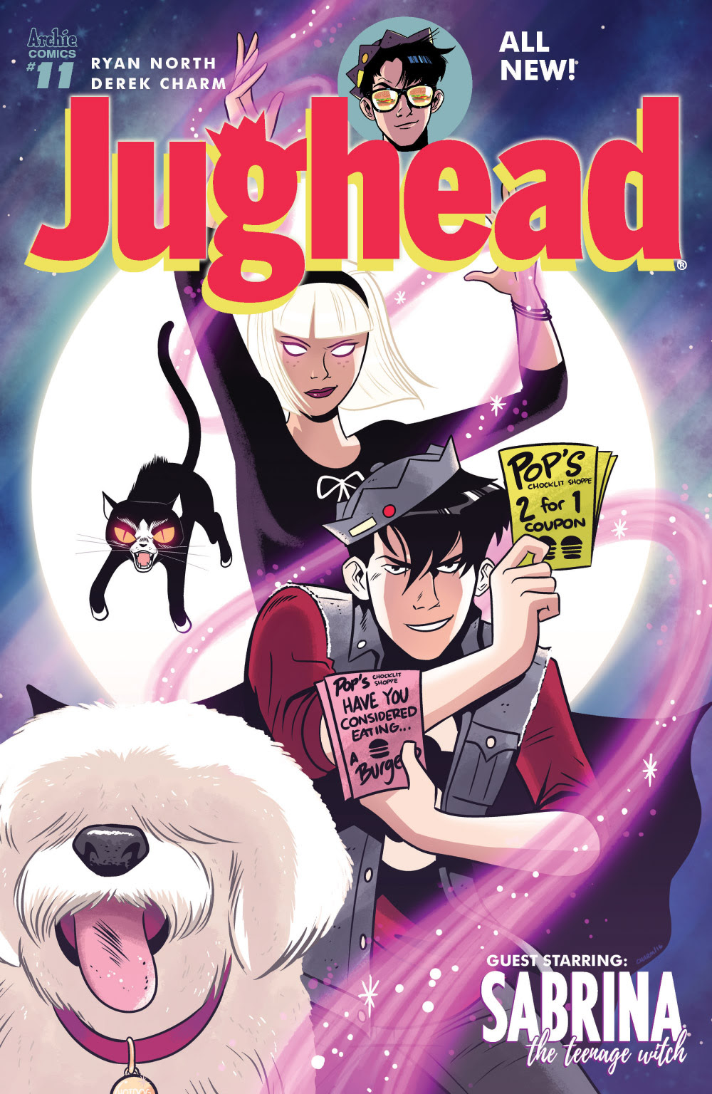 Get JUGHEAD #11!