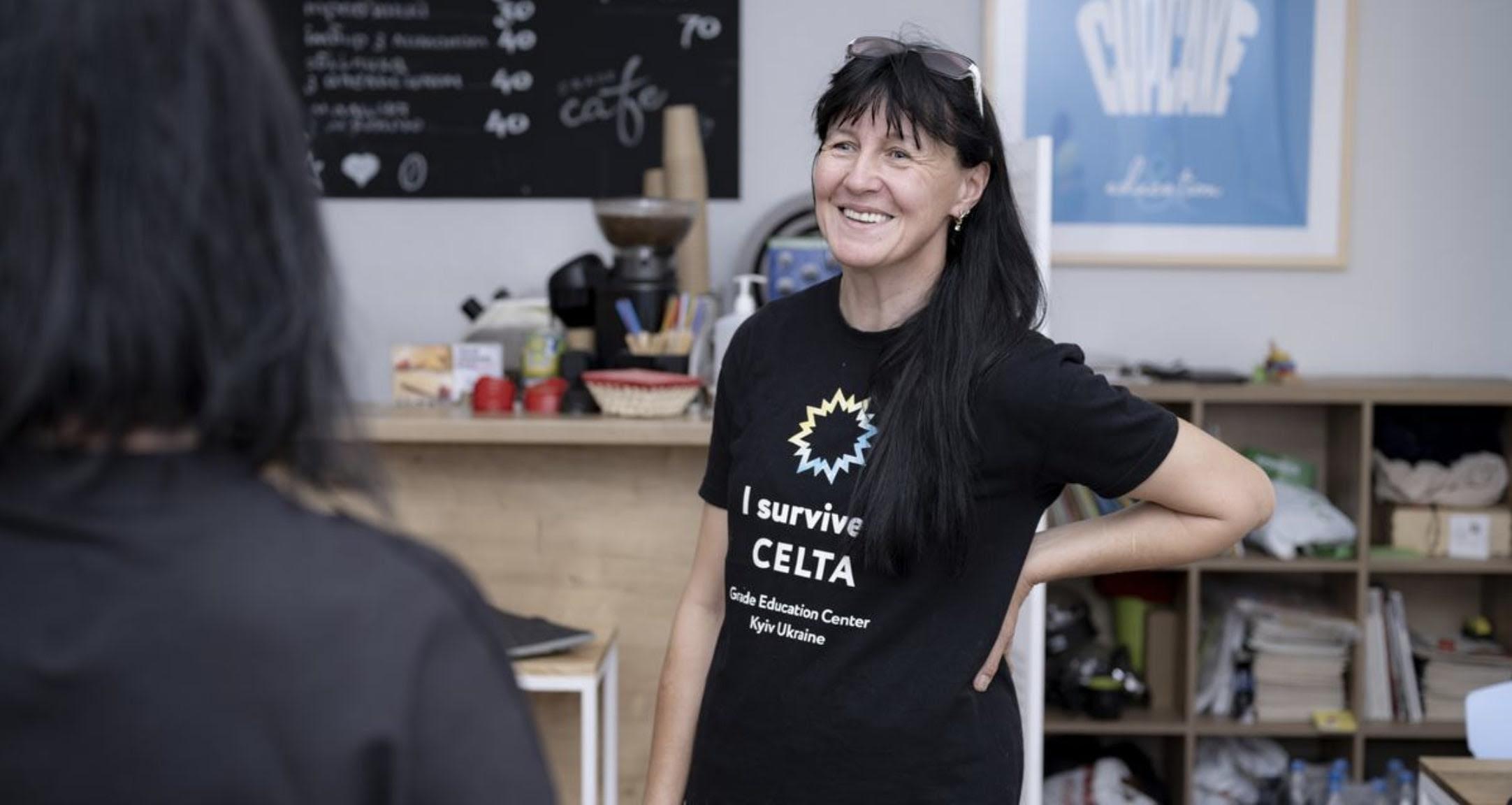 Поради тим, хто йде на CELTA, від учасниці Global Teacher Prize Ukraine 2019 Маріанни Климчук