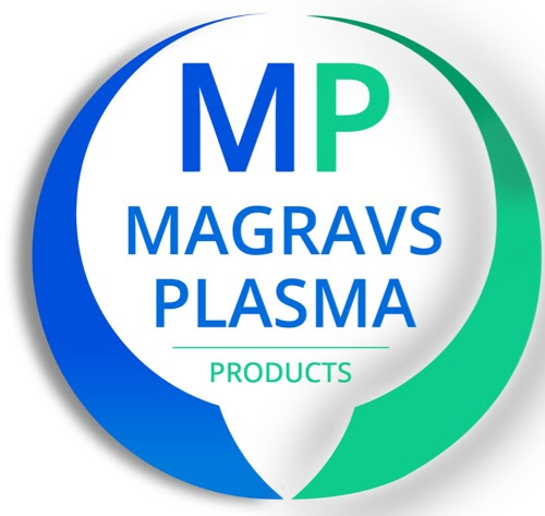 Magravs Plasma Products logo