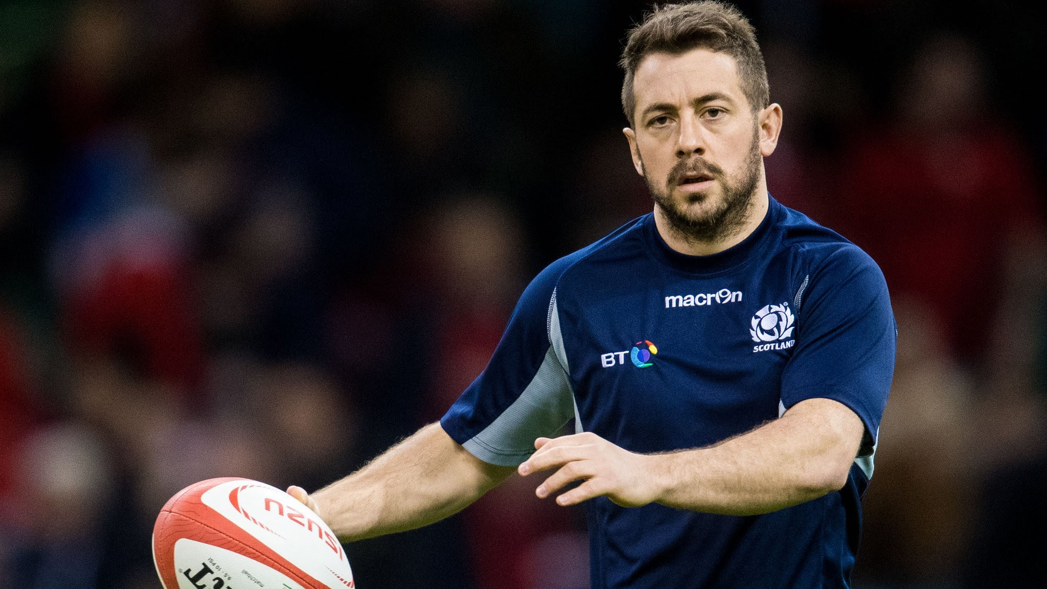 Greig Laidlaw: Scotland can win Six Nations 'in next two or three years'