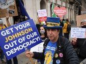 El proyecto de ley presentado por Londres ha provocado protestas en Dublín porque significan, en la práctica, una frontera en la isla.