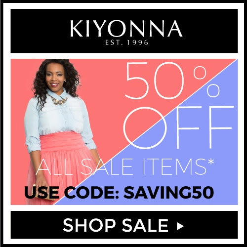 Kiyonna: Additional 50% off Sa...