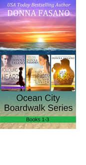 Ocean City Boardwalk Series: Books 1–3